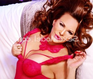 Antonela lovesita escort girl